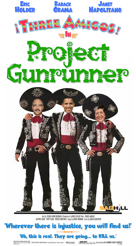 eric holder and fast and furious a total disgrace